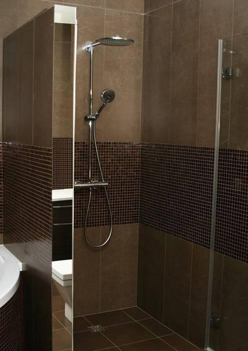 Modern Bathroom by Remontkvartir Modern