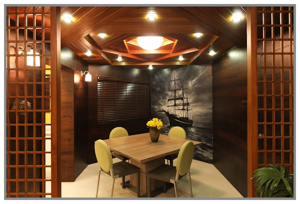 Dining Room Classic style dining room by AARAYISHH (Mumbai & Pune) Classic