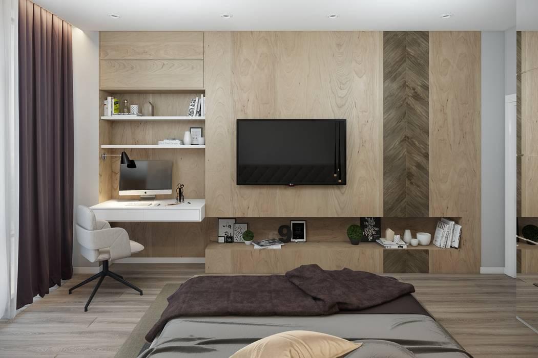 by 'INTSTYLE' Scandinavian Wood Wood effect