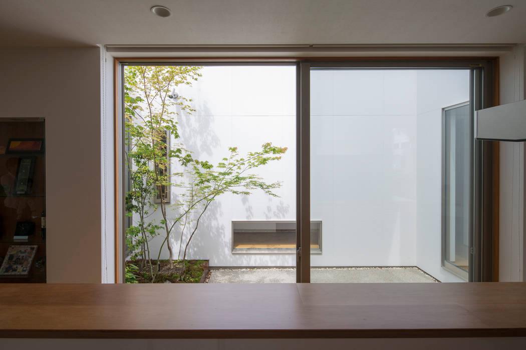 Dapur Modern Oleh TRANSTYLE architects Modern