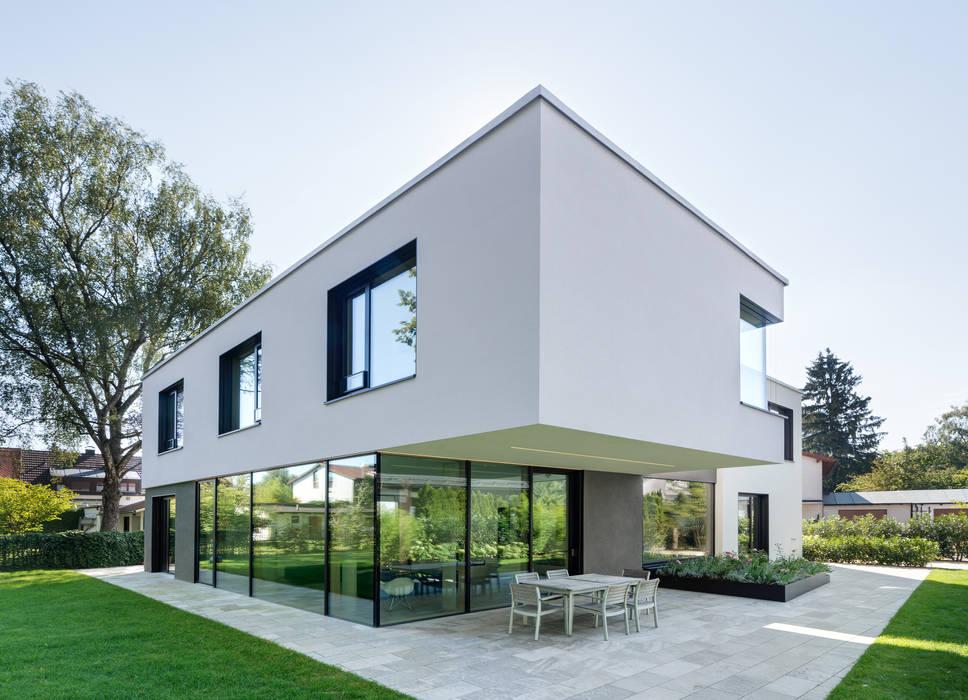 Casas modernas de be_planen Architektur GmbH Moderno