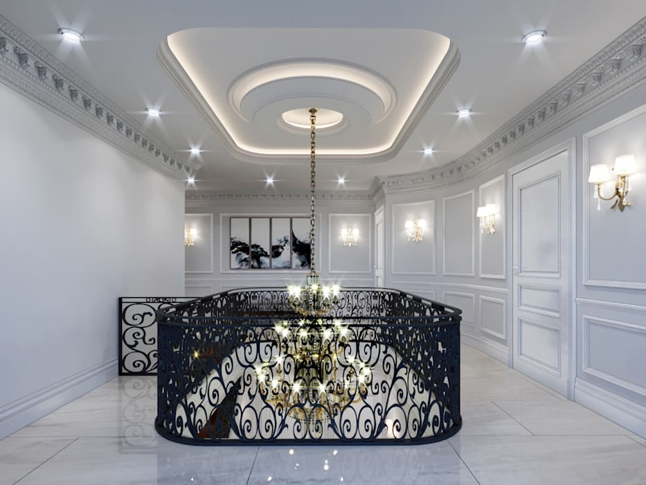 Decorvita mimarlık – Villa tasarımı:  tarz Ofis Alanları, Modern Ahşap Ahşap rengi