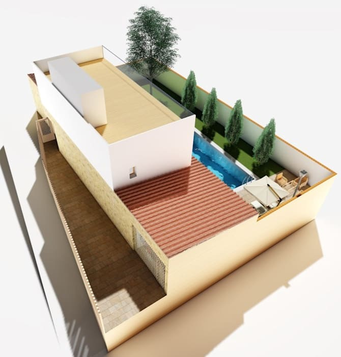 by Alfaro Arquitecto 3A3 Country