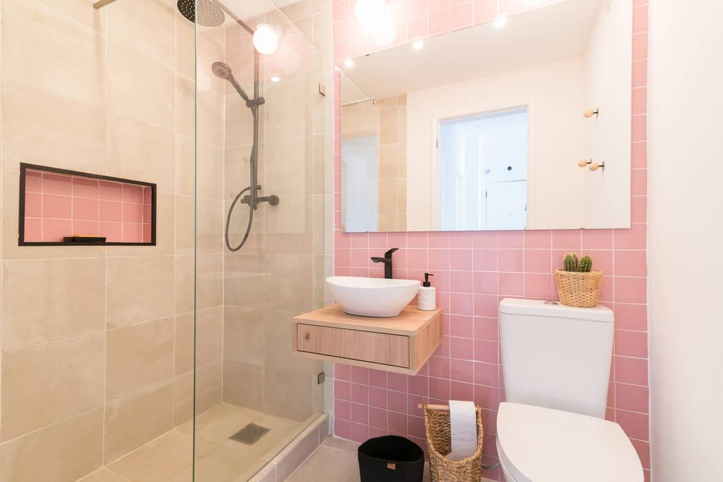 Casa de Banho Social da Casa Mintarica por Rima Design
