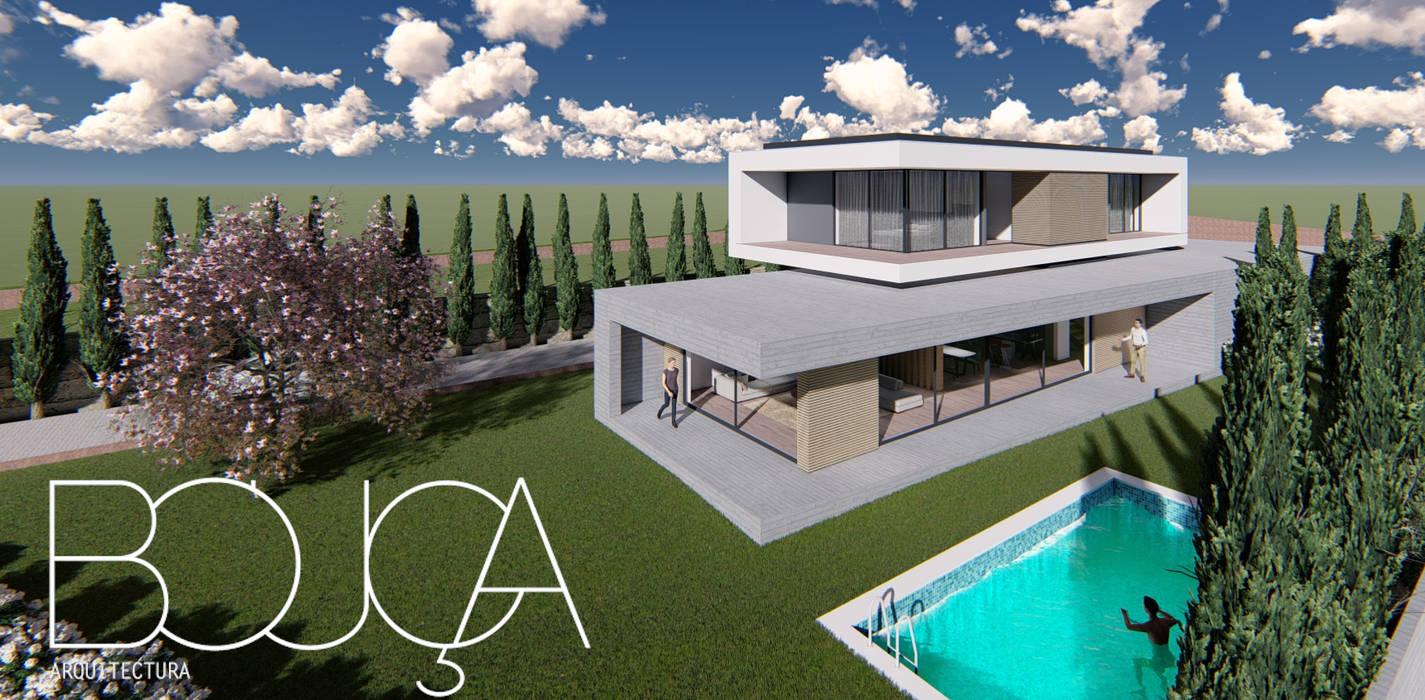 MarMar Villa por Bouca, Arquitetura Moderno