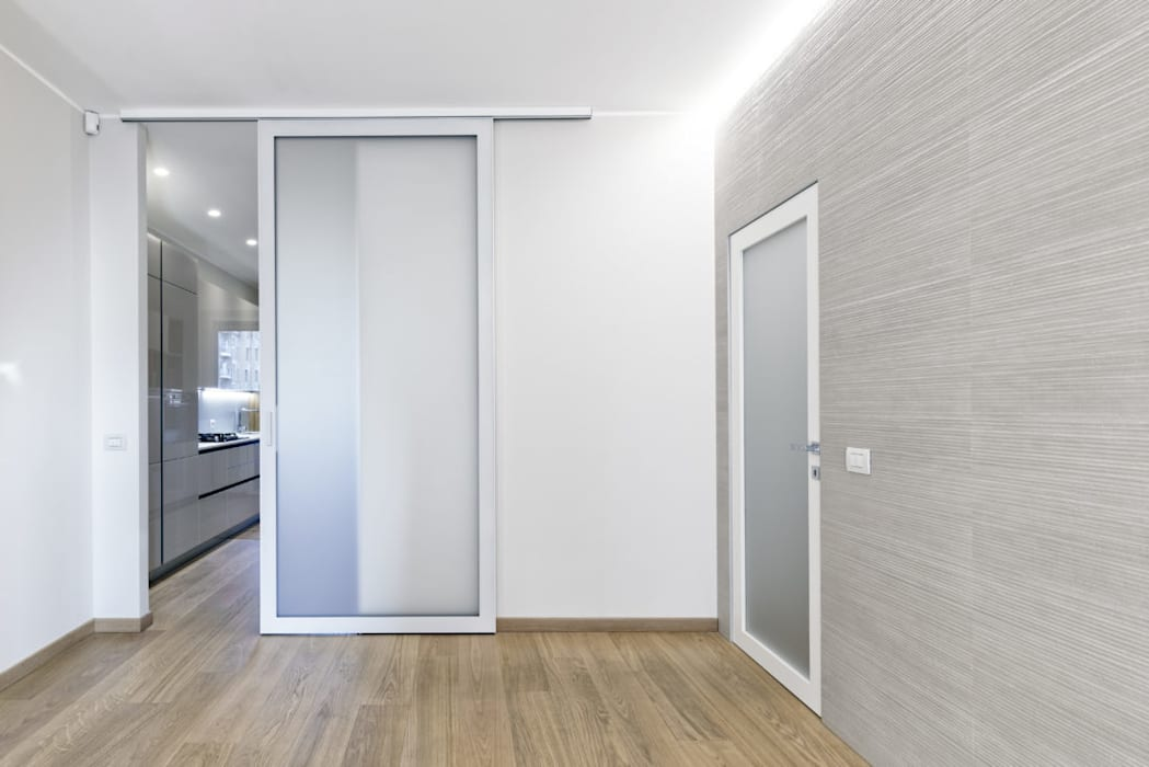 Livings de estilo moderno de GruppoTre Architetti Moderno