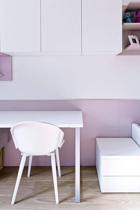 BEIGE IS THE NEW WHITE Camera da letto moderna di GruppoTre Architetti Moderno