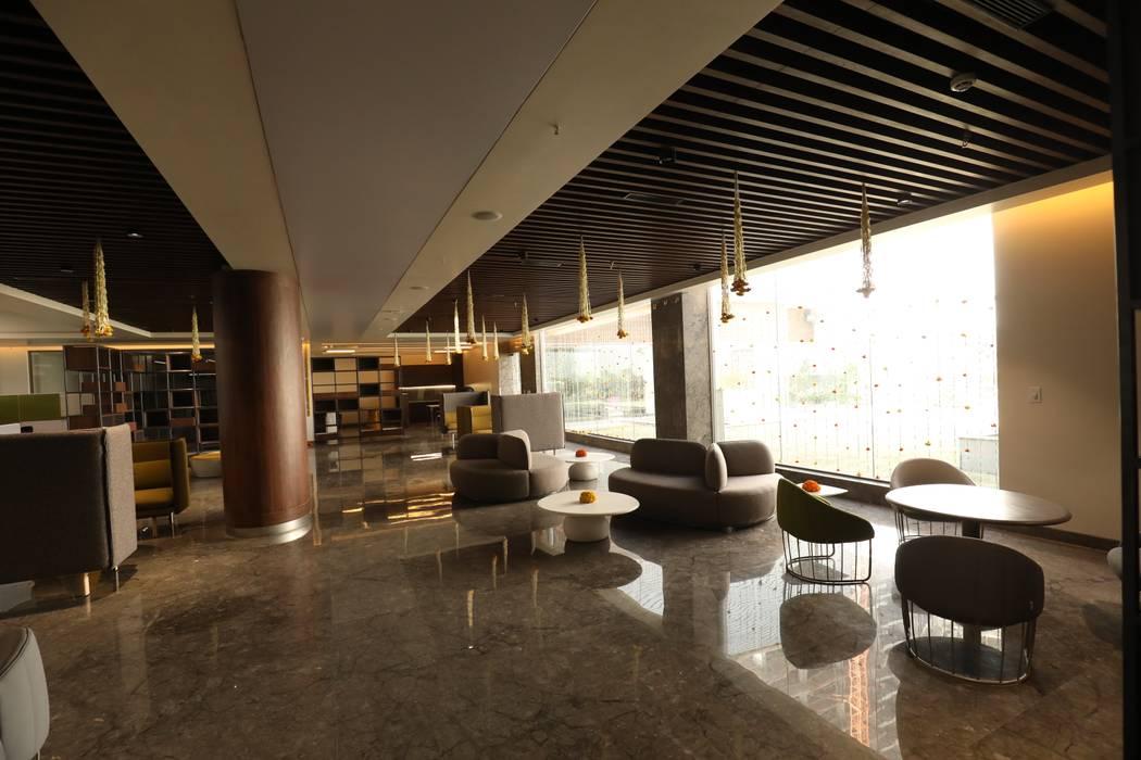 Moderne Bürogebäude von Tanish Dzignz Modern