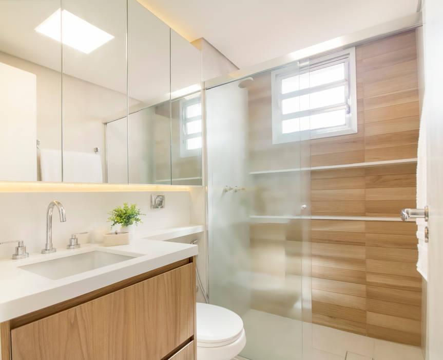 Minimalist style bathroom by Estudio MOOD Minimalist