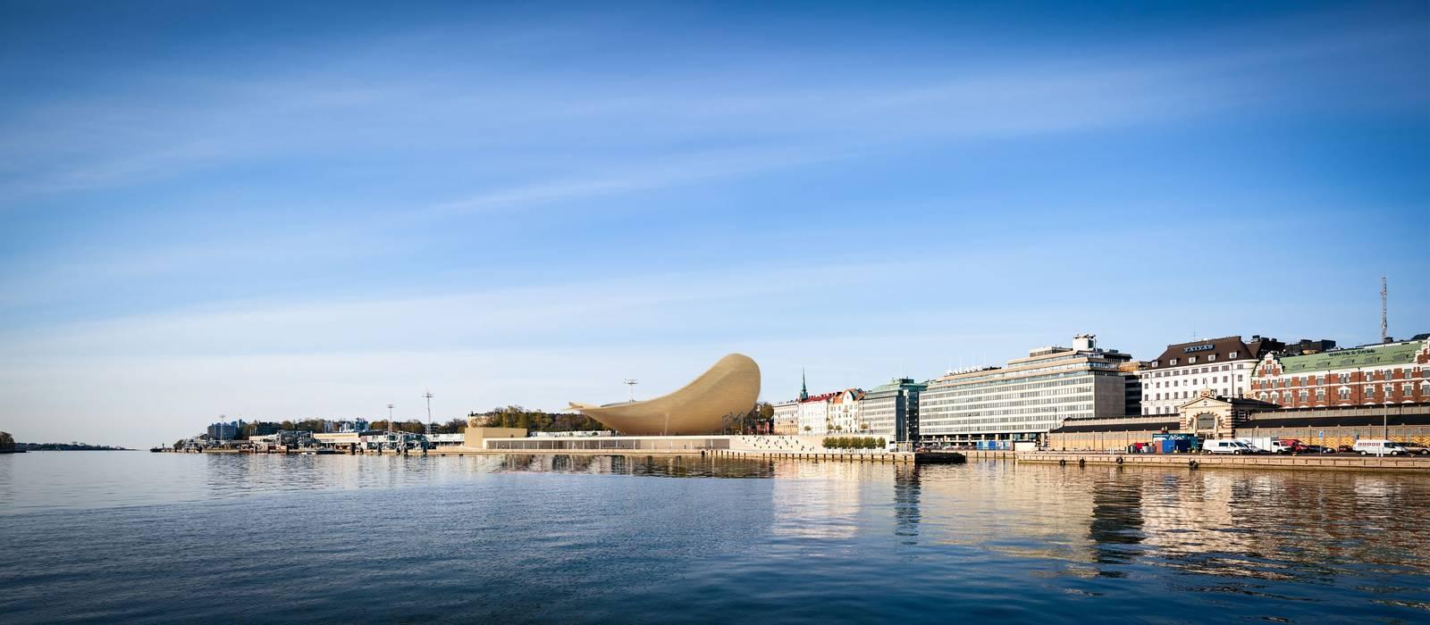 스칸디나비아 스타일 박물관 by AGE/Alejandro Gaona Estudio 북유럽 우드 우드 그레인