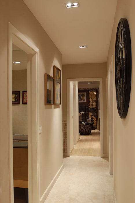 apartment Classic style walls & floors by Tanish Dzignz Classic