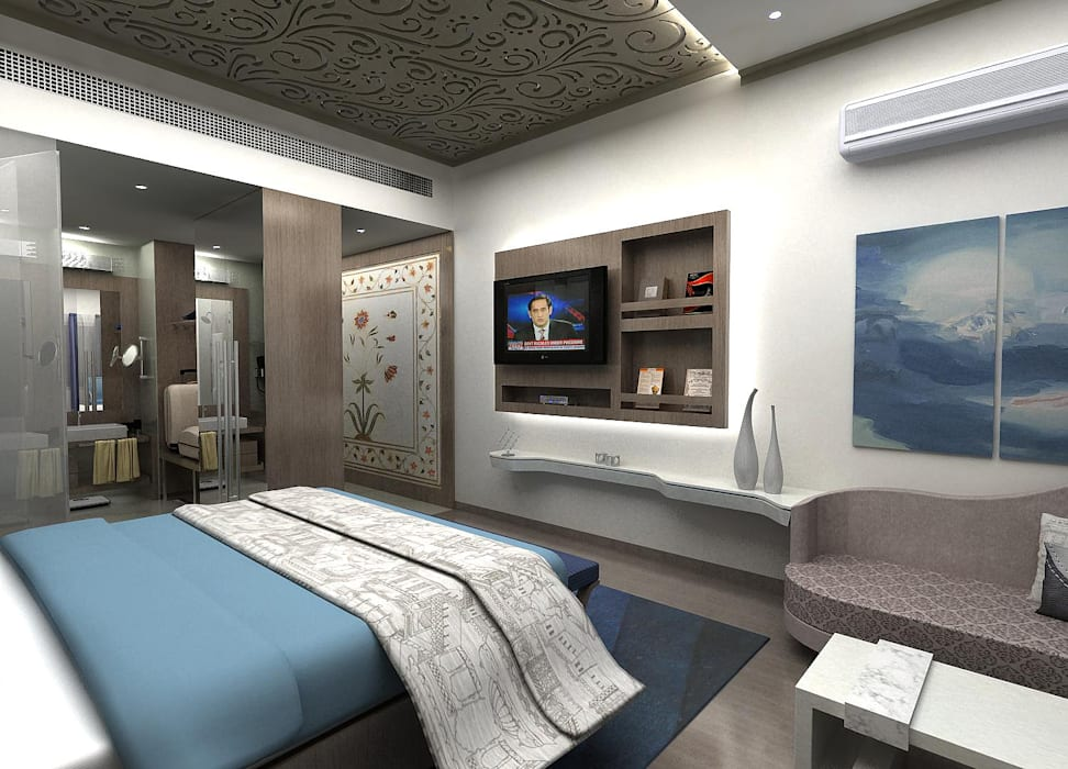 Hotel Room Tanish Dzignz Modern hotels