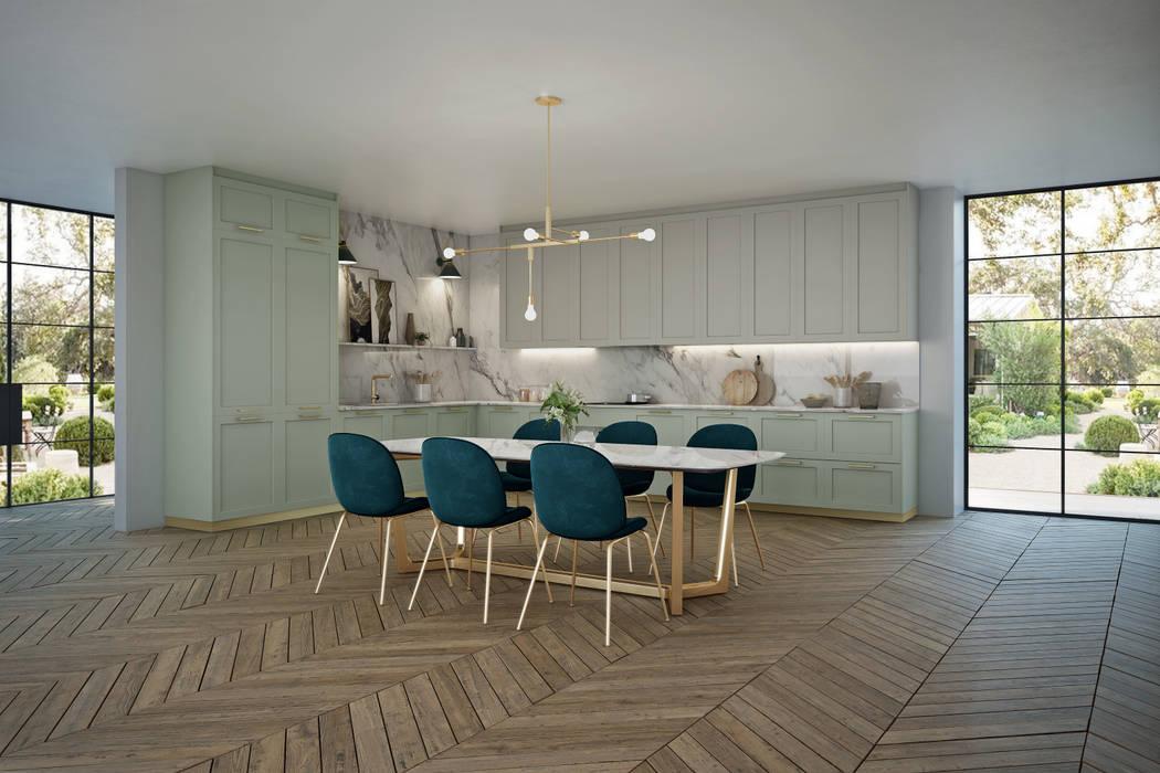 Modern Classic - Signature Kitchen by Signature Kitchen Modern MDF