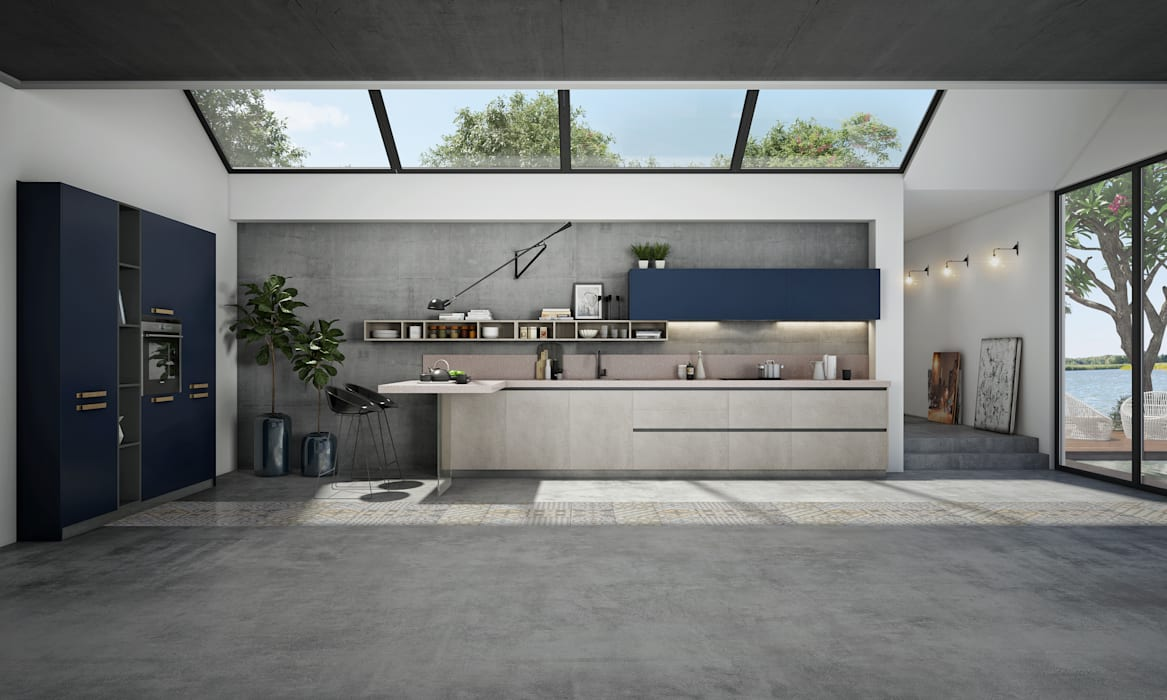 Urban Chic - Signature Kitchen by Signature Kitchen Modern MDF