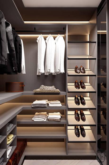 Dressing original par U-Style design studio Éclectique