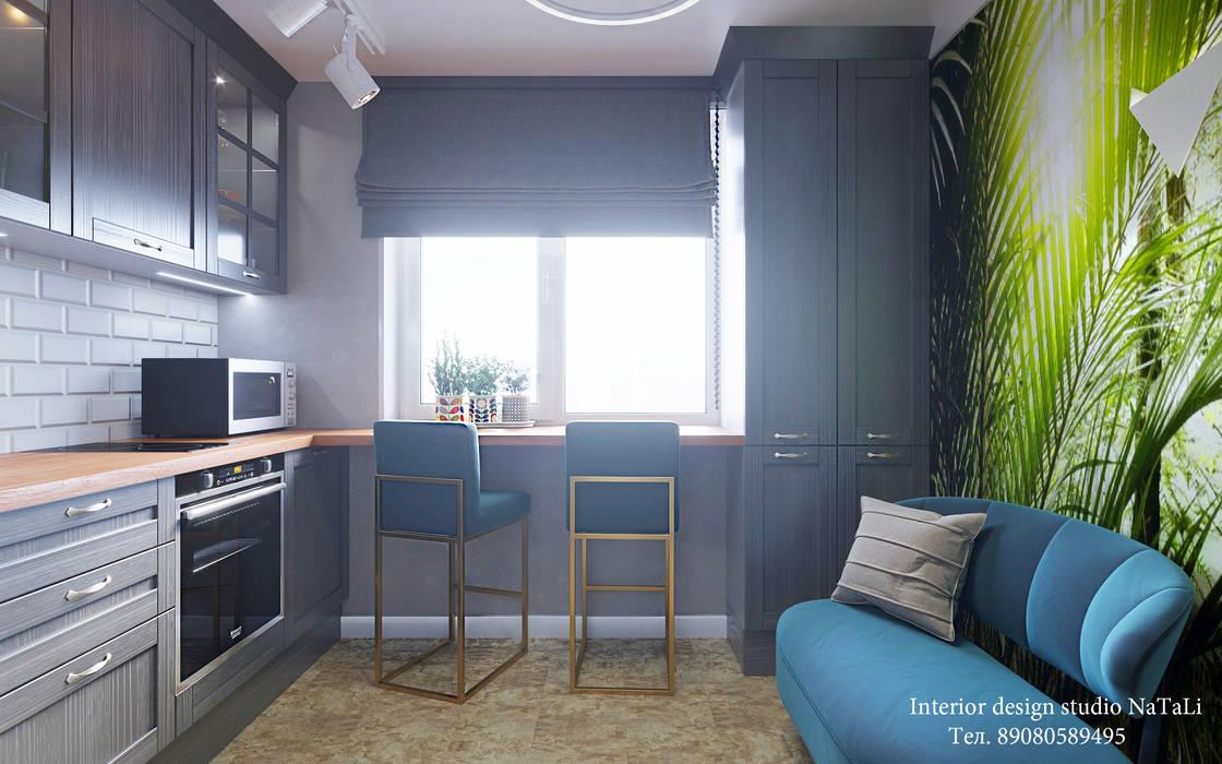 Kitchen by Студия дизайна Натали, Modern
