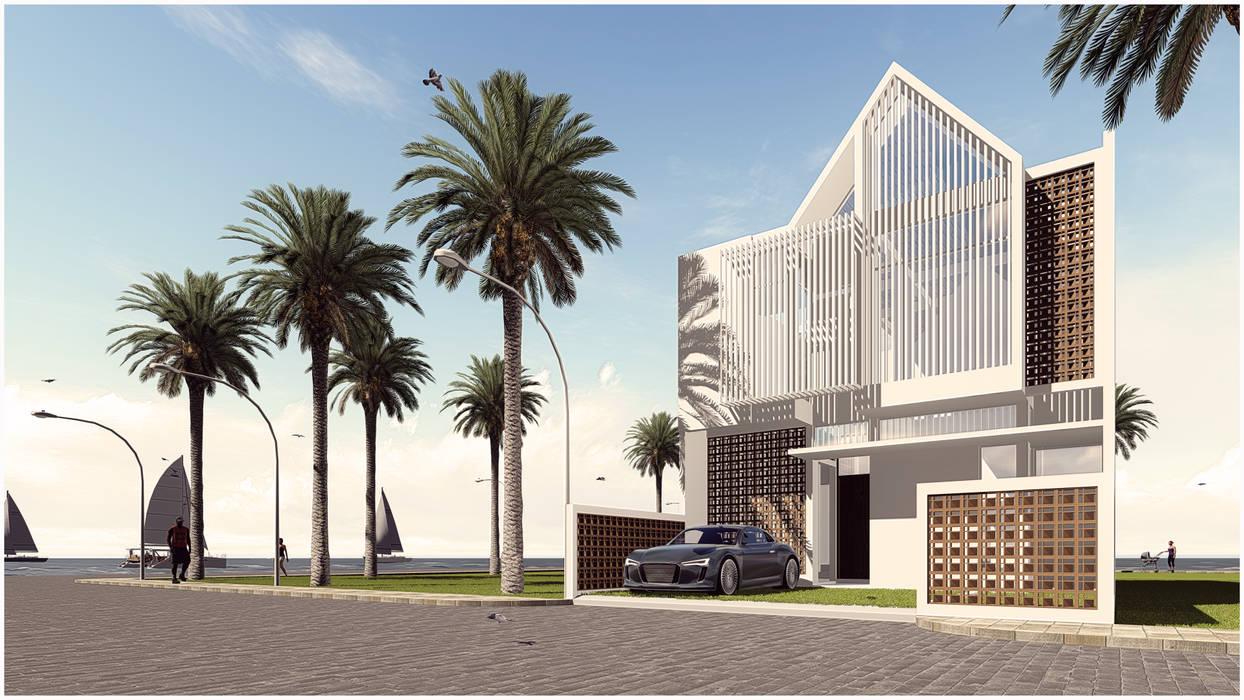 DA HOUSE Oleh SARAGA Studio Arsitektur