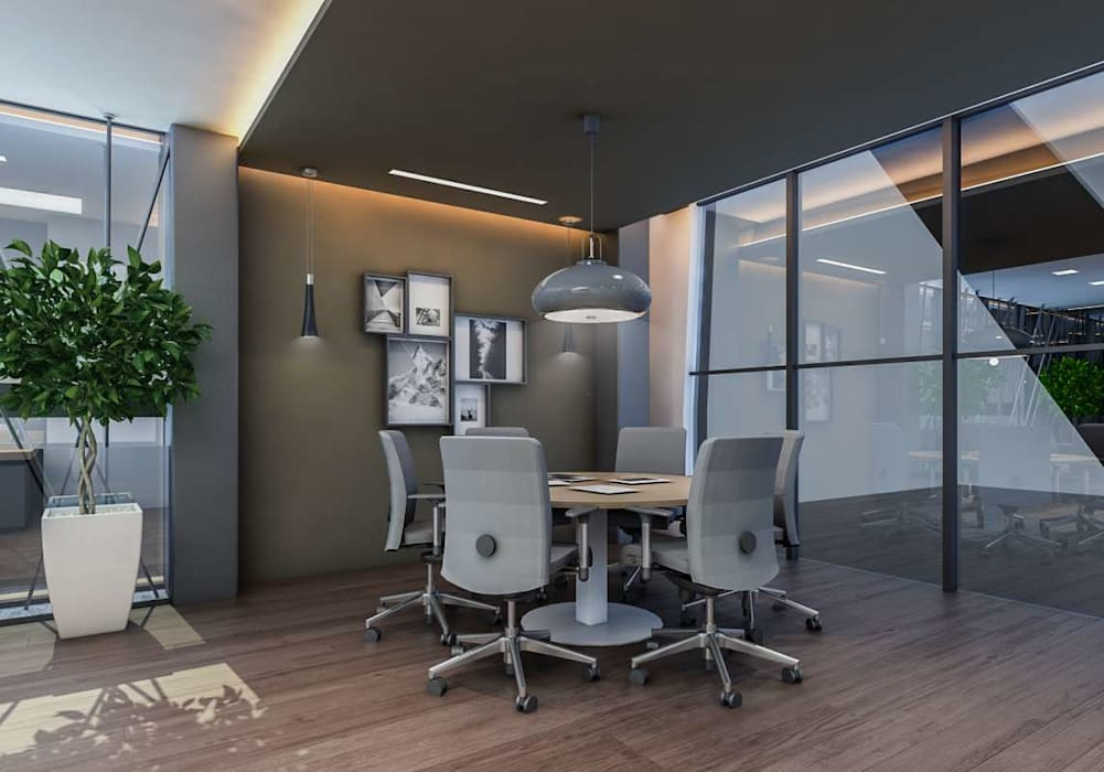 VERO CONCEPT MİMARLIK Office buildings
