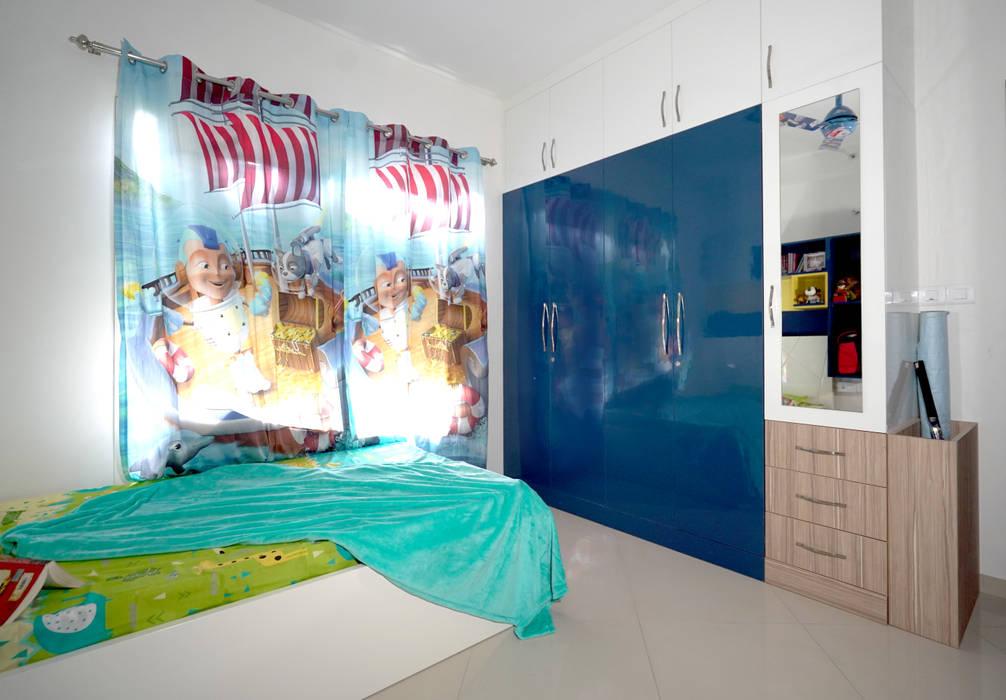 Kid's Room توسط HomeLane.com مدرن