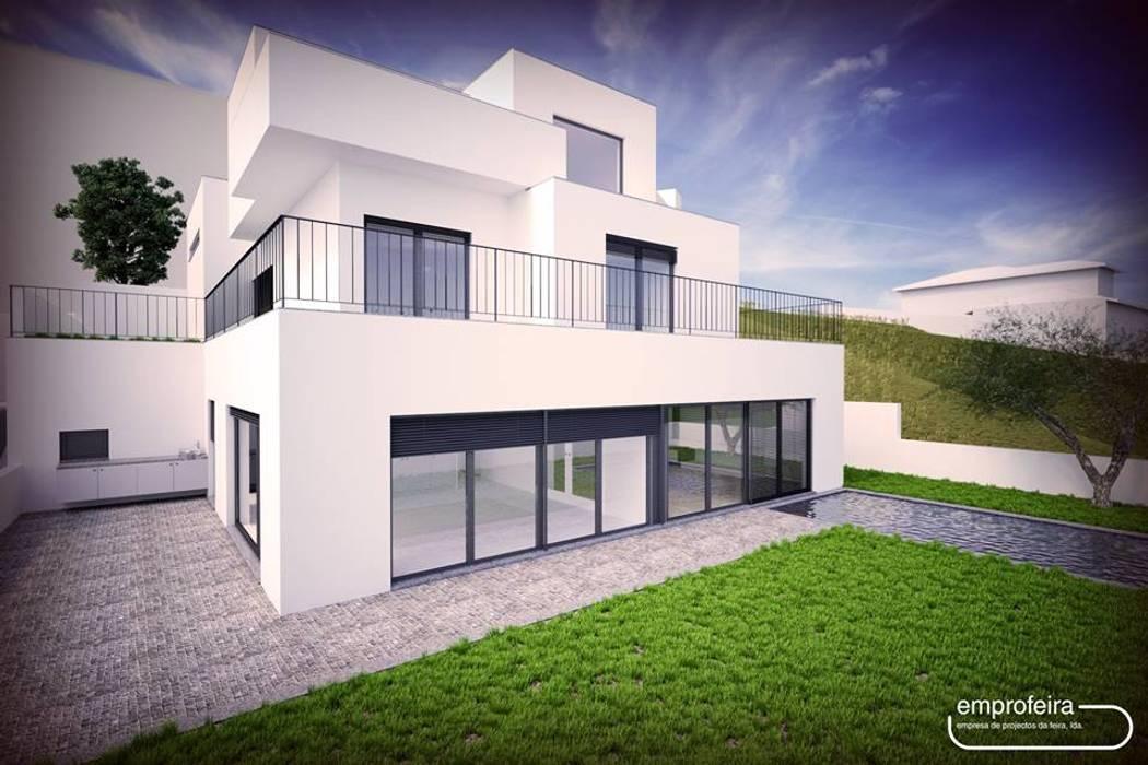 Oleh Emprofeira - empresa de projectos da Feira, Lda. Modern Beton