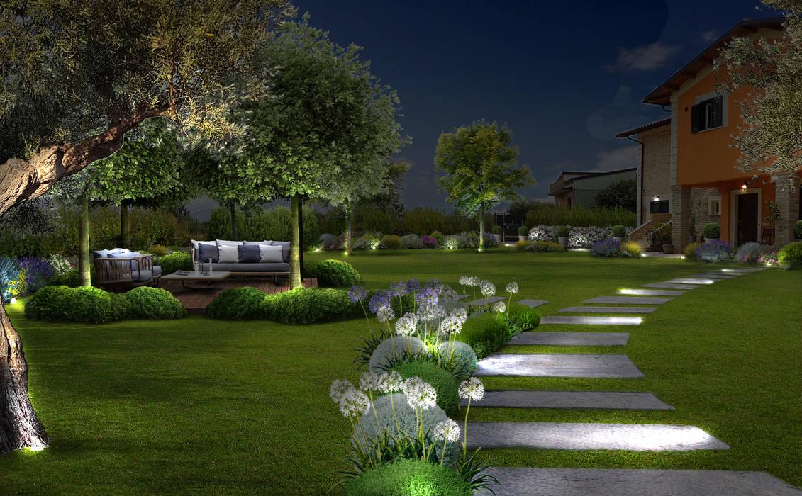 Taman Gaya Mediteran Oleh Verde Progetto - Adriana Pedrotti Garden Designer Mediteran