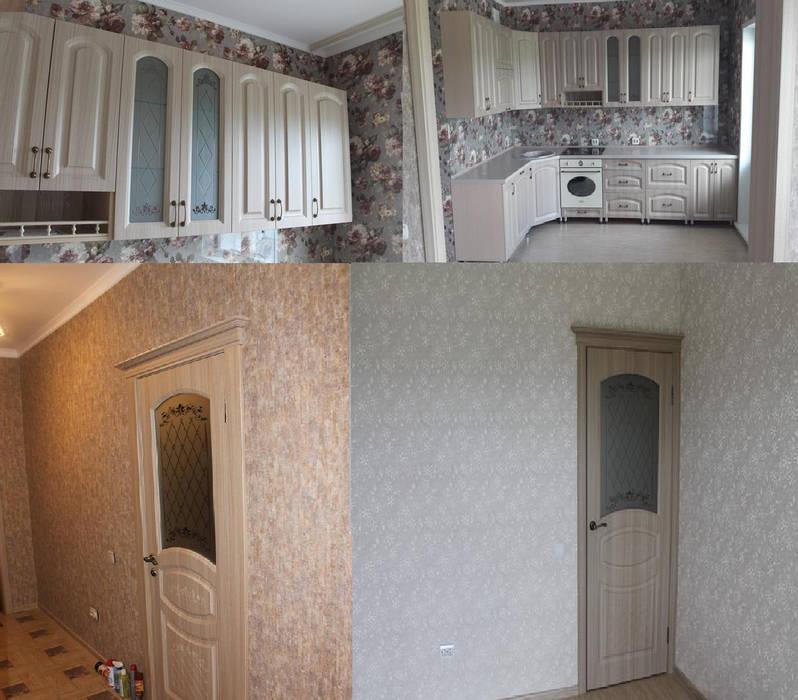 Кухонные фасады . ГЕОНА. КухняКухонная мебель Бежевый