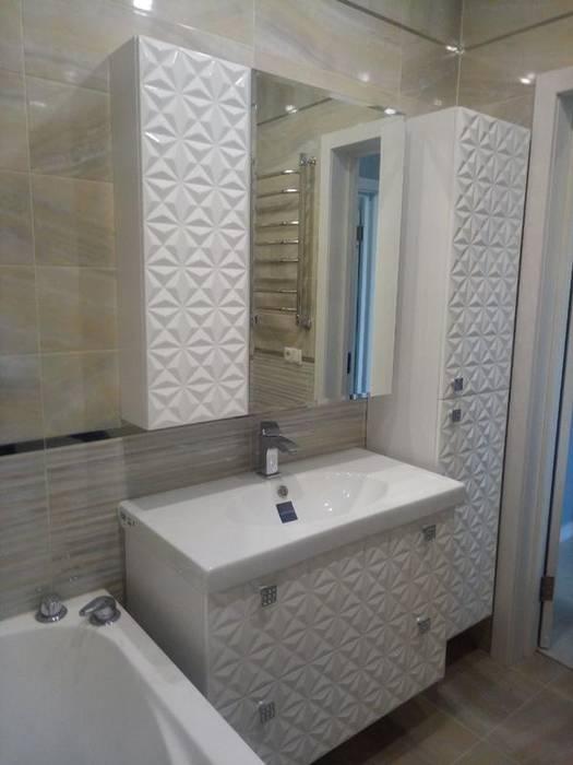 ГЕОНА. BathroomSeating White