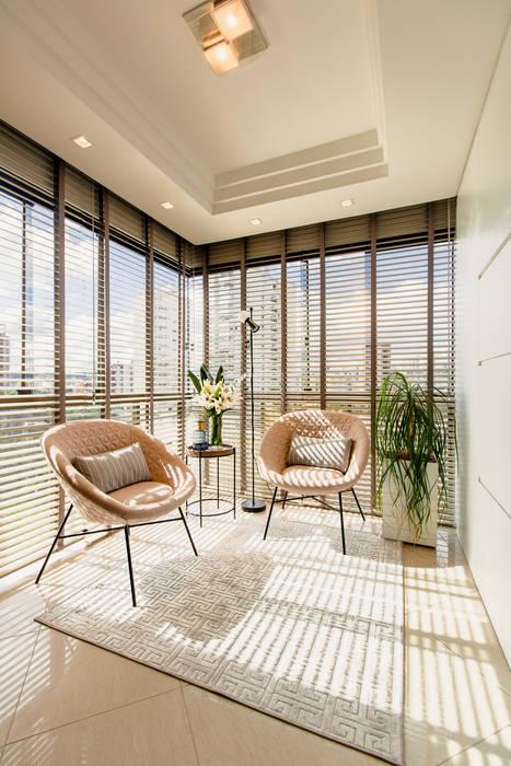Modern Living Room by ZOMA Arquitetura Modern