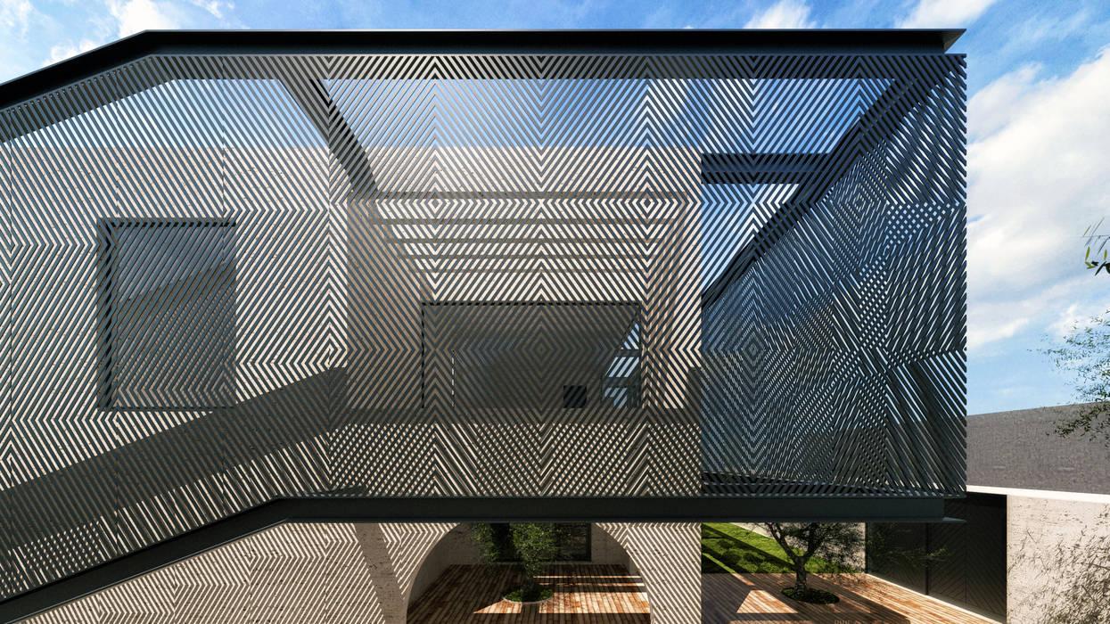 Marassi Villas B por Studio Toggle Porto, Lda Mediterrânico