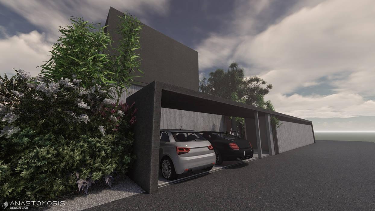 القراج Garage من Anastomosis Design Lab تبسيطي