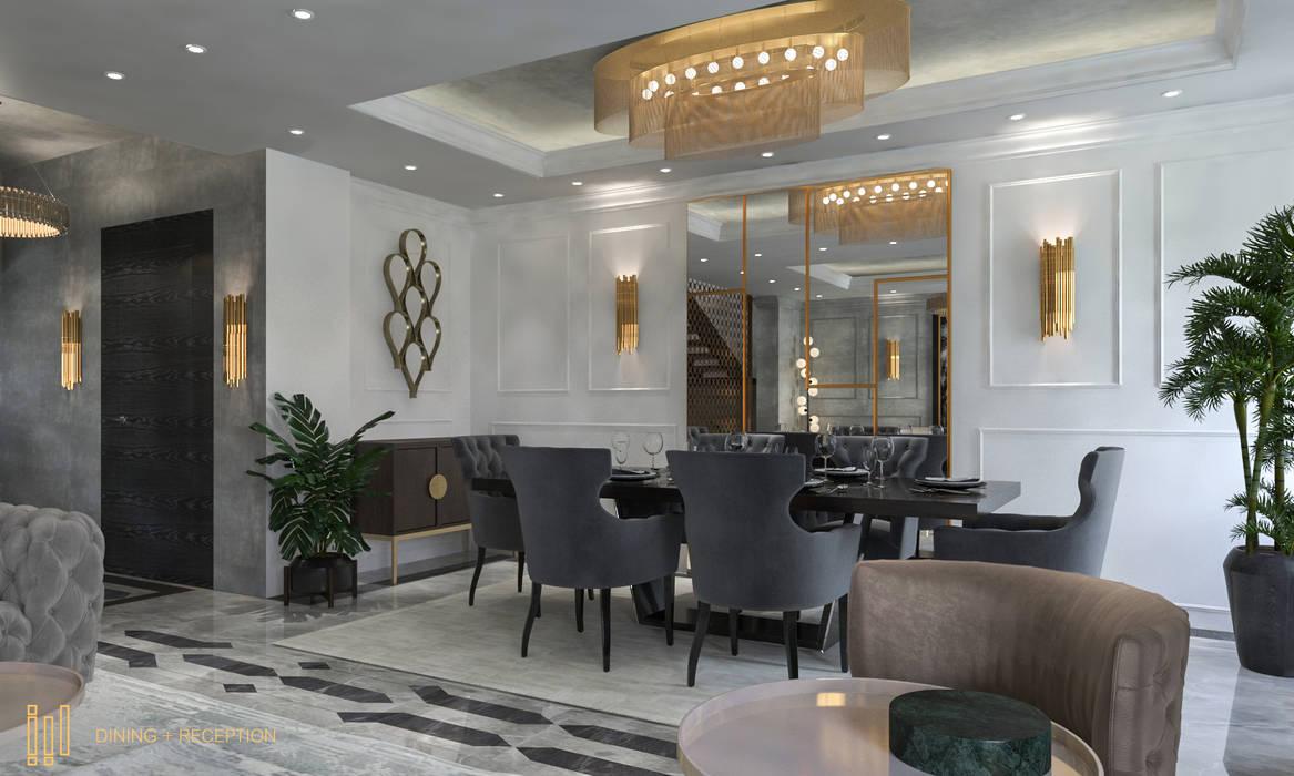 Salle à manger classique par Saif Mourad Creations Classique