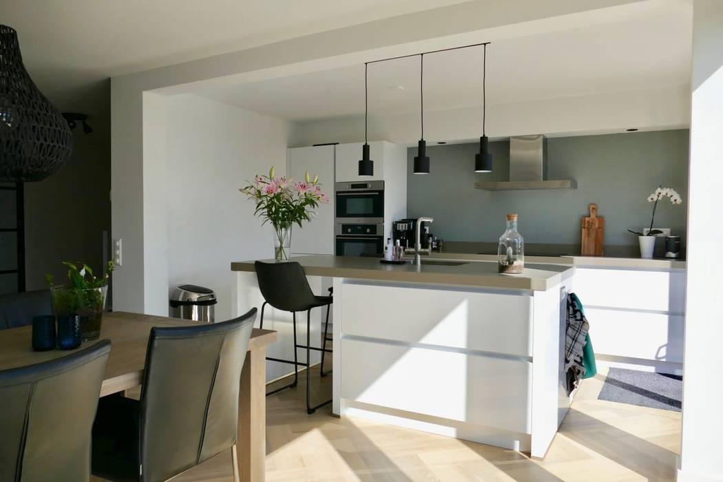 Keuken Lifs Interieuradvies Styling Moderne Keukens Homify