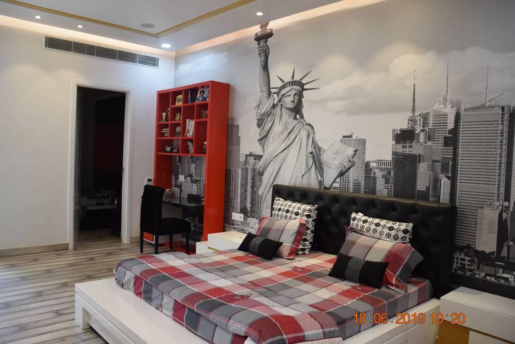 غرف نوم صغيرة تنفيذ Dreanest, بحر أبيض متوسط
