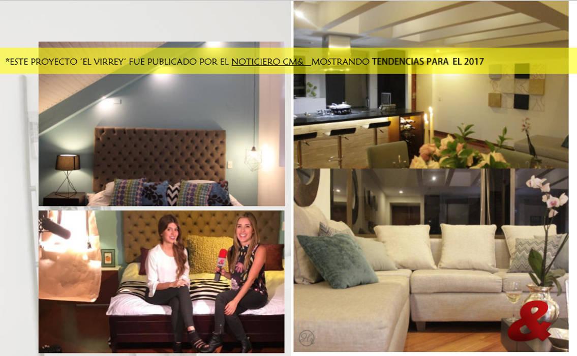 Rumah Modern Oleh HR® By Natalia Jiménez Modern