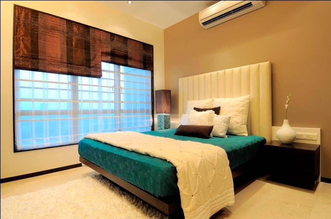 Daughters Bedroom Modern style bedroom by SPACE DESIGN STUDIOS Modern