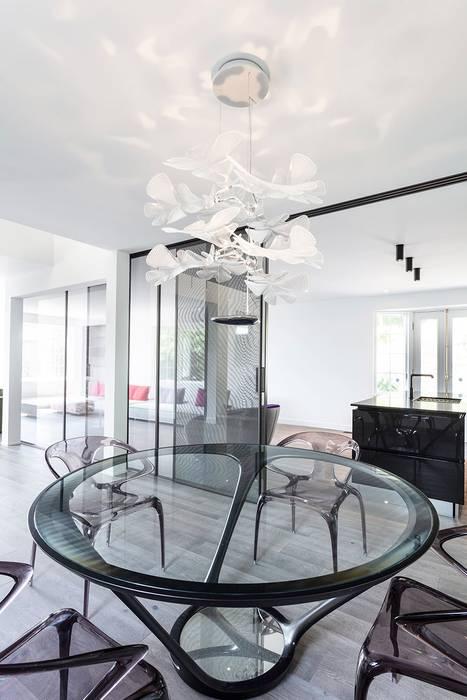 Edgehill Residence:  Kitchen by Zoubeir Azouz Architecture, Modern