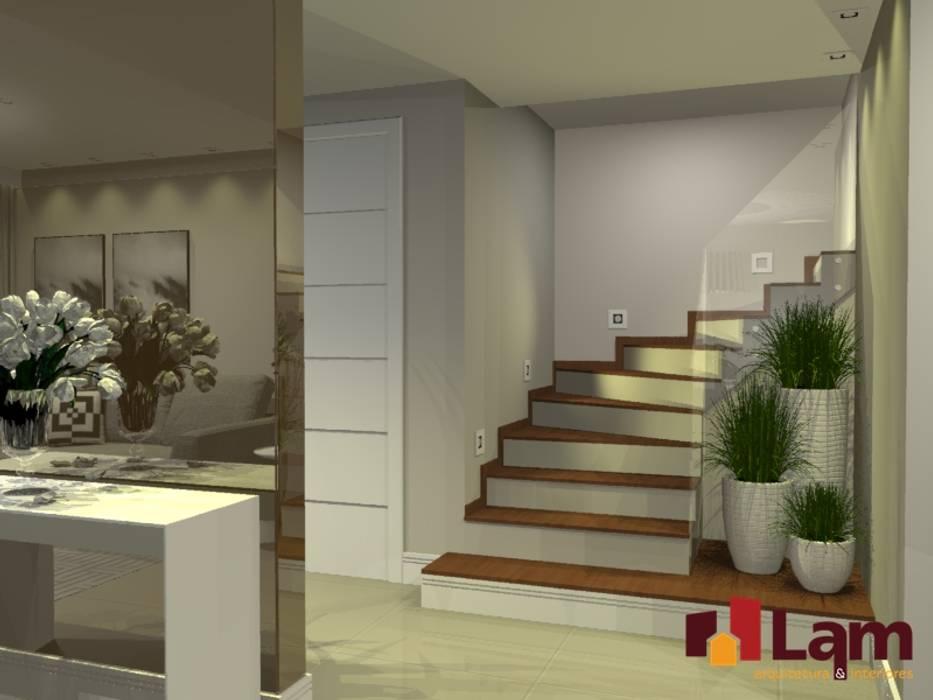 Residência - Planalto Paulista por LAM Arquitetura | Interiores Moderno