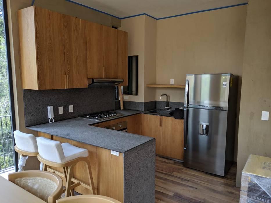 MOKALI Carpintería Residencial Кухня