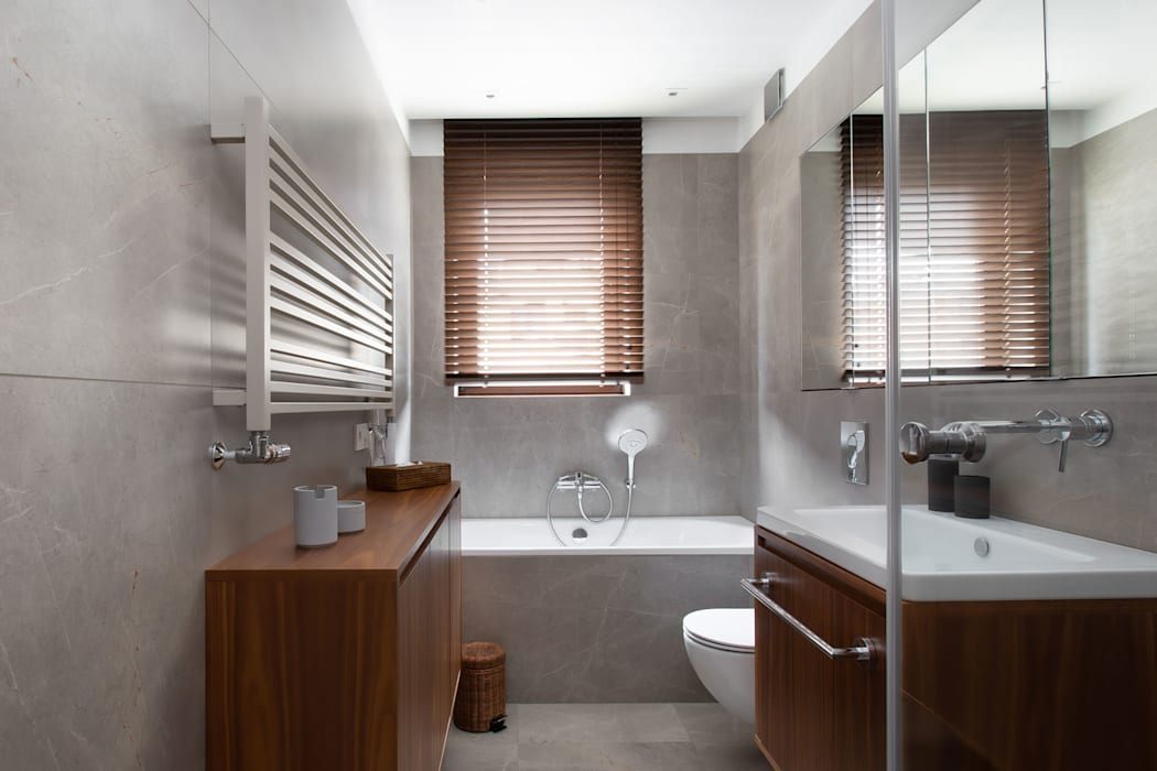 Modern bathroom by DEKA DESIGN Modern