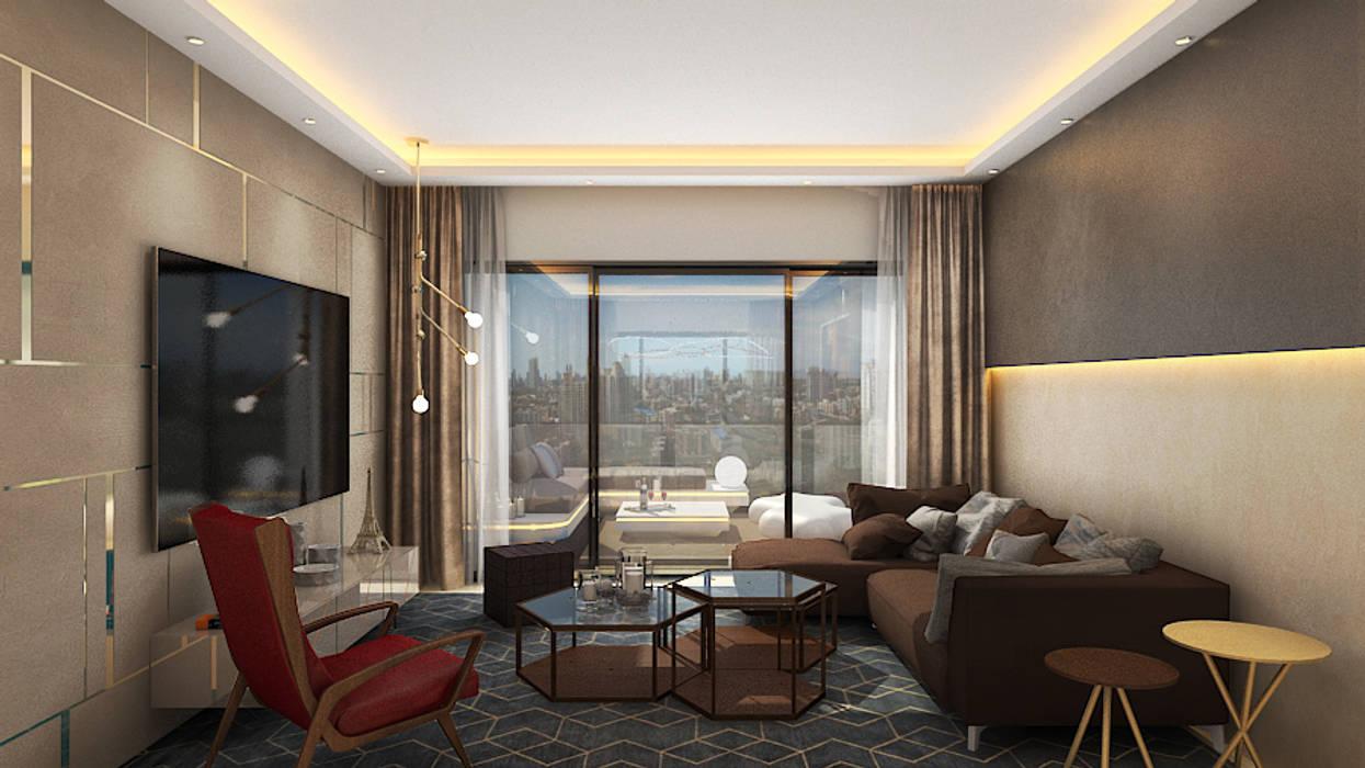 Living room Modern living room by Ashleys Modern