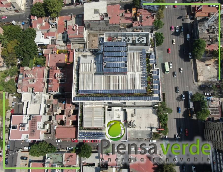 توسط Piensa Verde México, Querétaro, Cancún صنعتی فلز