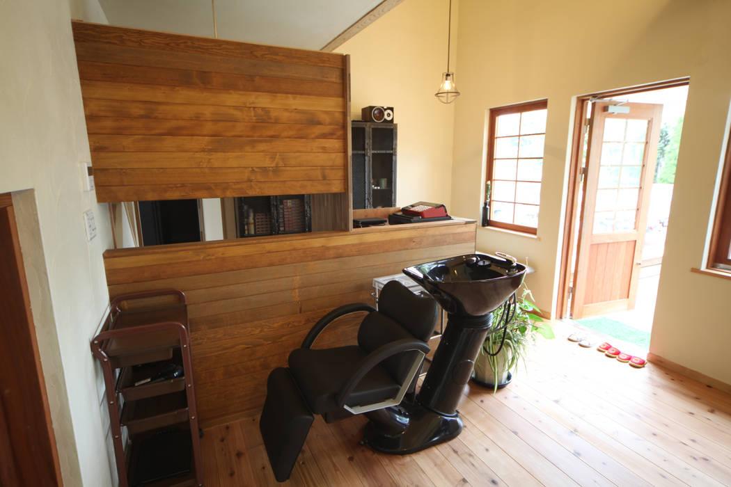 Scandinavian style bedroom by 株式会社高野設計工房 Scandinavian