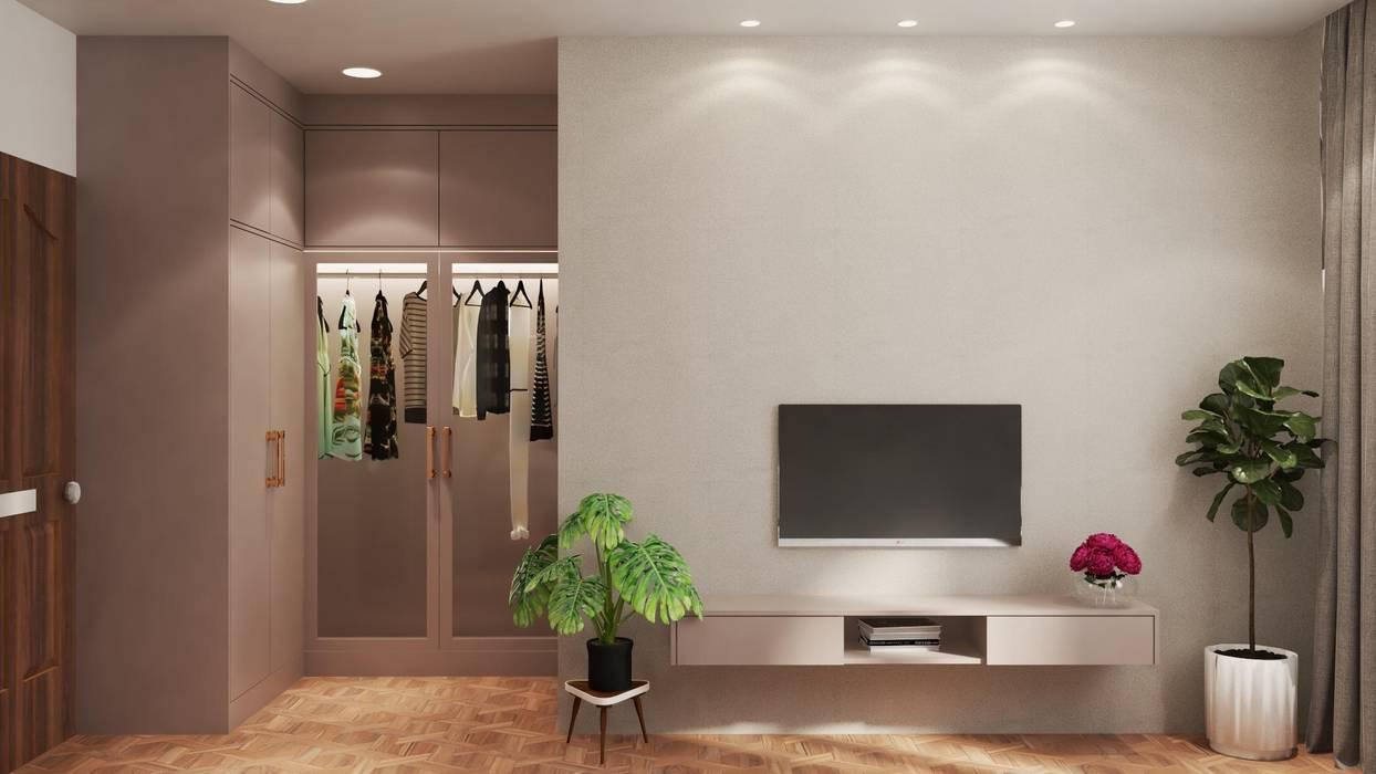 توسط Công ty TNHH kiến trúc xây dựng nội thất An Phú آسیایی چوب صنعتی Transparent