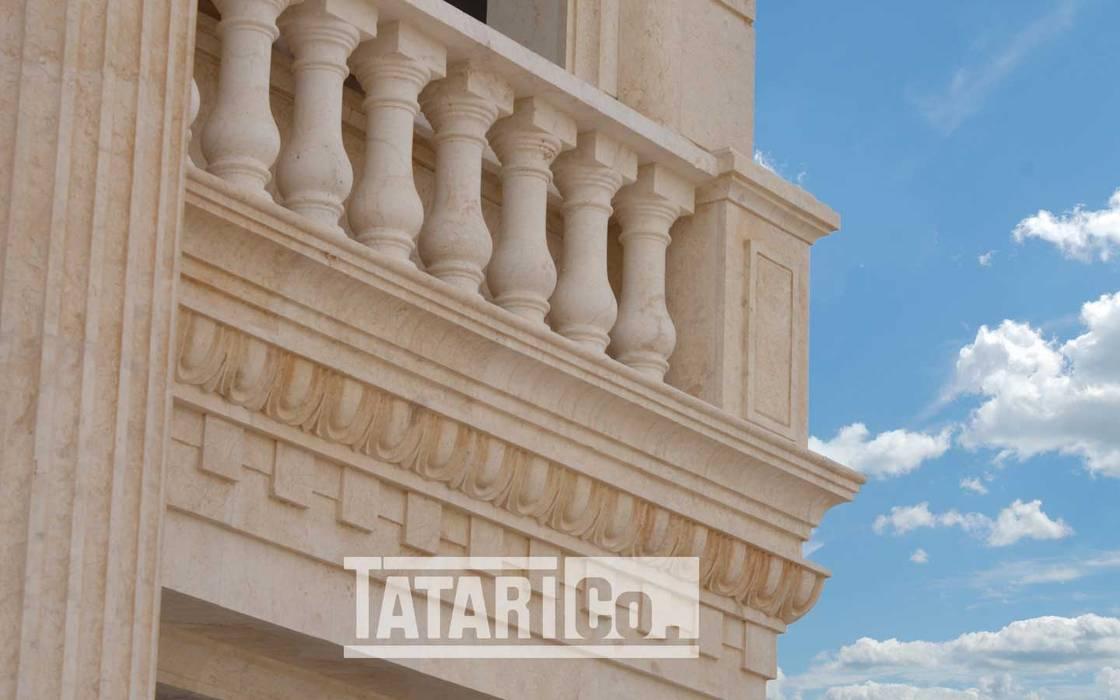 Classic style houses by tatari company Classic Stone