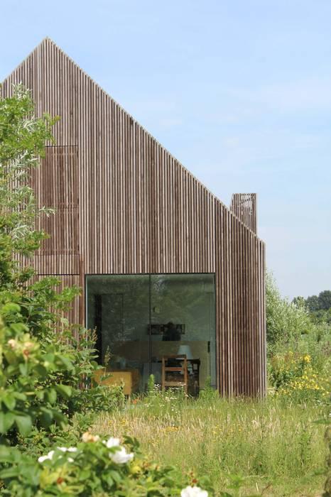 Julius Taminiau Architects Villas Wood Wood effect