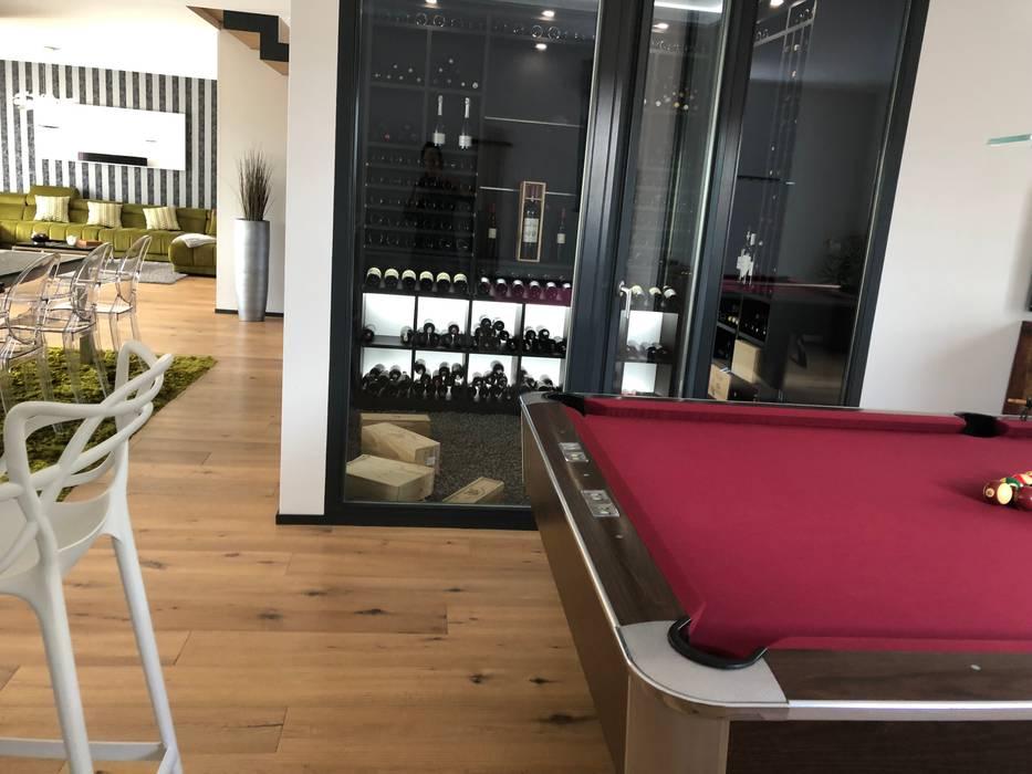 Ruang Penyimpanan Wine/Anggur Modern Oleh CSInterieur Modern