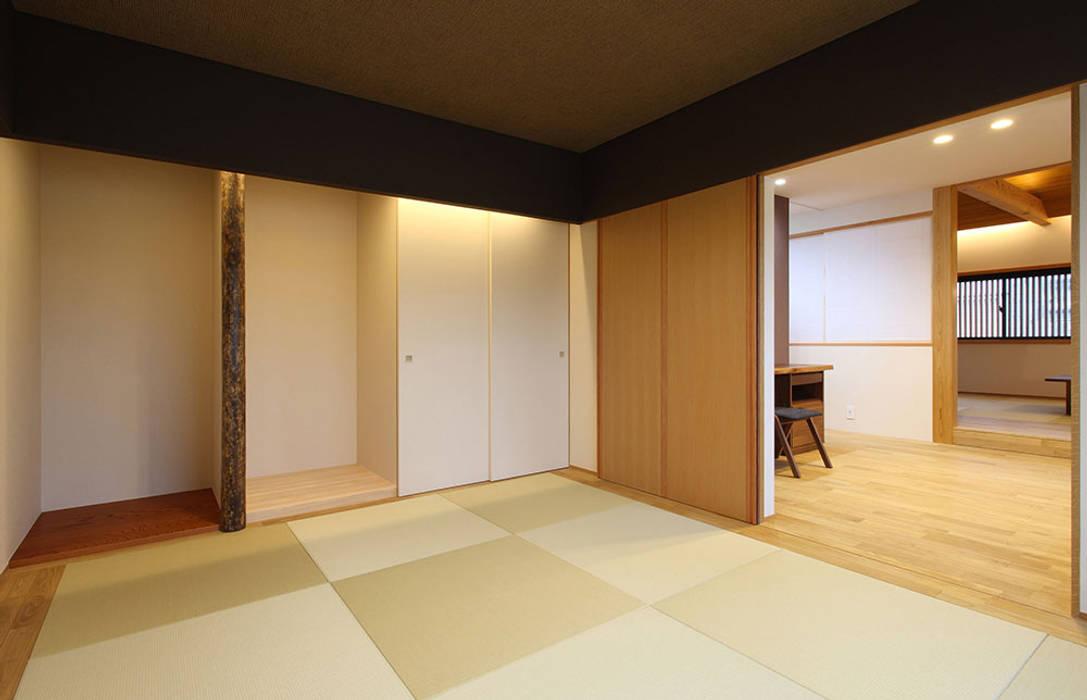 by Studio tanpopo-gumi 一級建築士事務所 Asian