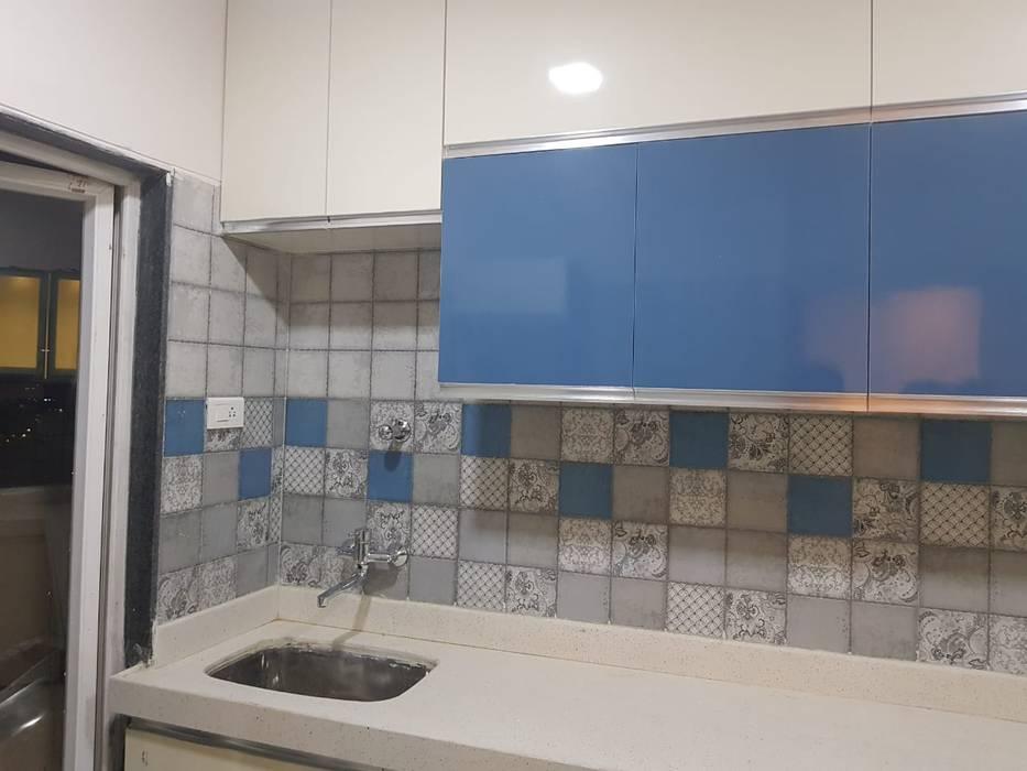 Modern Kitchen by Clickhomz Modern