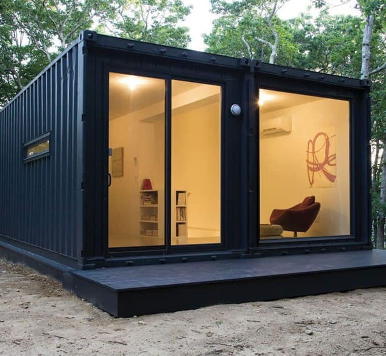 Arkontainers Prefabricated home
