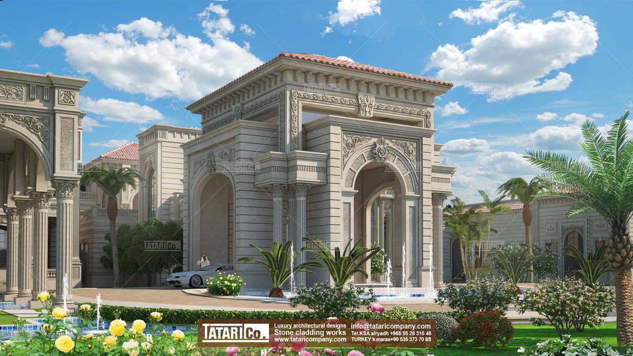 tatari company Villas Piedra Beige